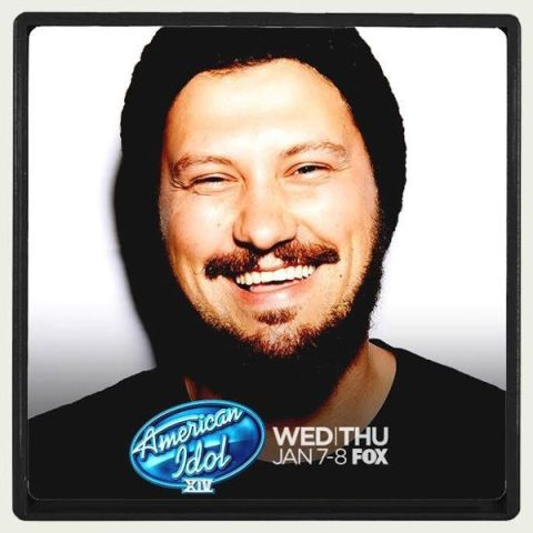 Mark Andrew Pudas on American Idol