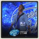 Nick Fradiani performs on American Idol