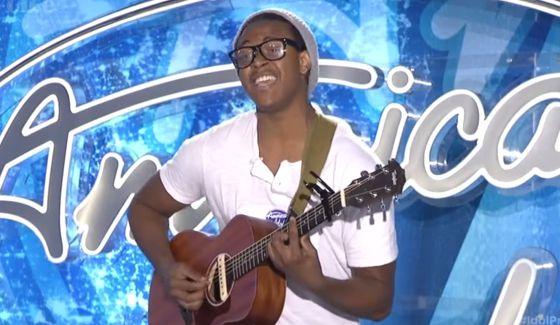 Savion Wright on American Idol 2015