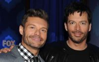 American Idol's Ryan Seacrest & Harry Connick Jr. CR: Frank Micelotta/FOX