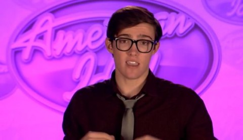 Trevor Douglas on American Idol 2015 auditions