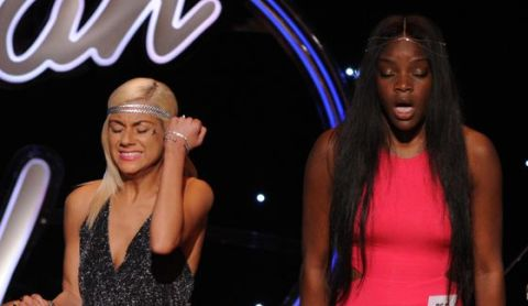 American Idol 2015 Top 48 Girls