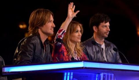 Judges on American Idol 2015's Hollywood Week