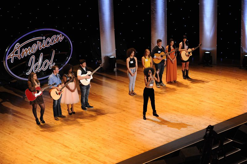Contestants perform in Hollywood Week – 04