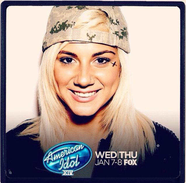 Jax on American Idol 2015