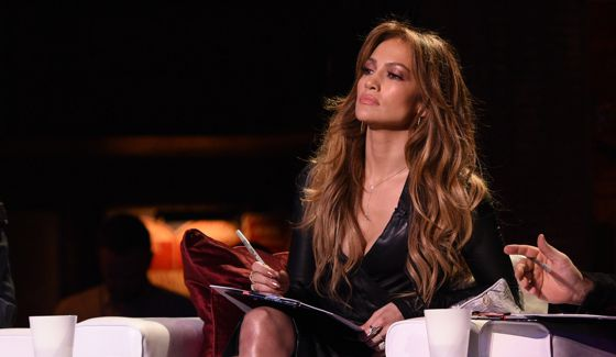 Jennifer Lopez on American Idol 2015