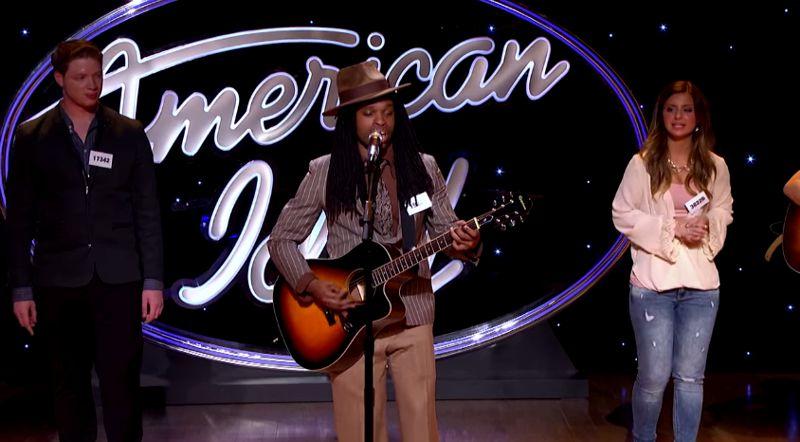 Qaasim Middleton on American Idol Hollywood Week – 02