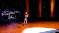 Shannon Berthiaume performs in Hollywood Week - 01