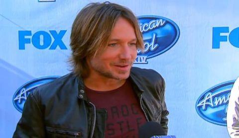 Keith Urban on American Idol 2015's Top 24