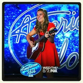 Katherine Winston eliminated from Idol 2015