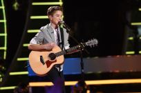 Daniel Seavey performs