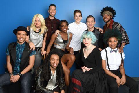 American Idol 2015's Top 11 contestants