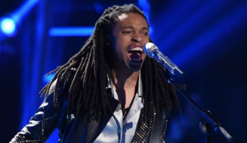 Qaasim Middleton earns the Judges Save on American Idol