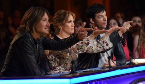 American Idol 2015 Judges give feedback to Top 16