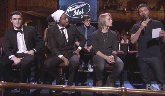 American Idol 2015 wildcard contestants
