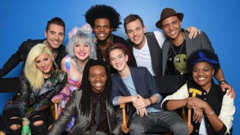 American Idol Top 9 on Season 14