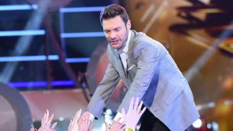Ryan Seacrest hosts American Idol 2015