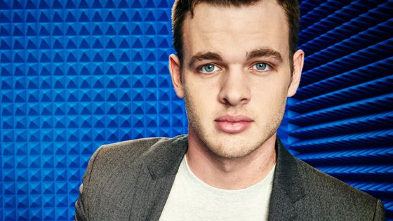 Clark Beckham is ready to perform on American Idol 2015