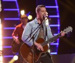 Nick Fradiani performs on AMERICAN IDOL