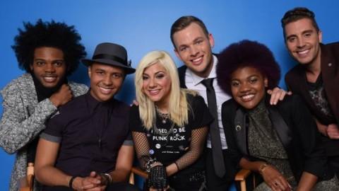 American Idol 2015 Top 6 contestants
