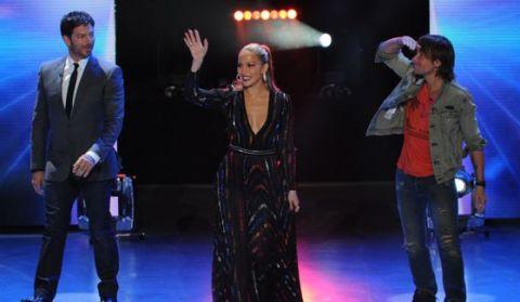 American Idol 2015 Judges on Top 6 night