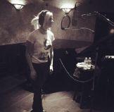 Jax in the Idol Studio