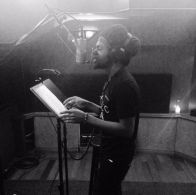 Quentin Alexander in the Idol Studio