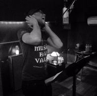Rayvon Owen in the Idol Studio