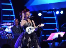 Joey Cook performs on AMERICAN IDOL