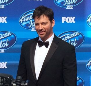 Idol Judge Harry Connick Jr