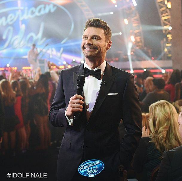 Ryan Seacrest hosts American Idol 2015 finale