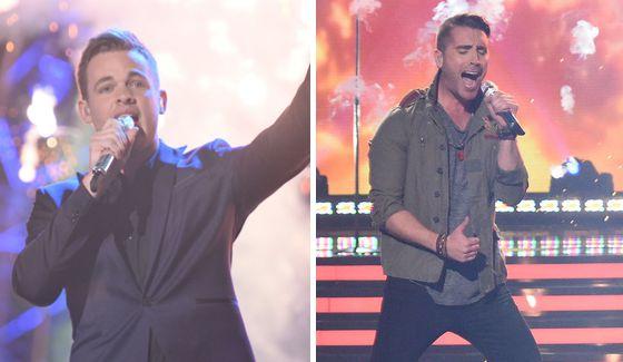 American Idol 2015 Top 2 Finale Faceoff