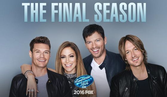 American Idol Judges for 2016 season