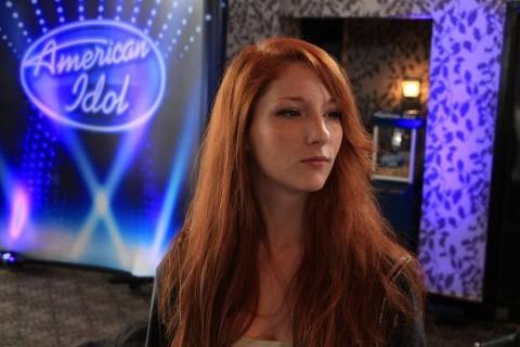 American Idol Amelia Eisenhauer