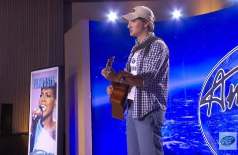 American Idol Auditions: Josiah Siska (FOX/YouTube)