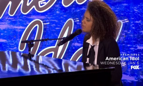 American Idol Auditions: Tristan McIntosh (FOX/youTube)