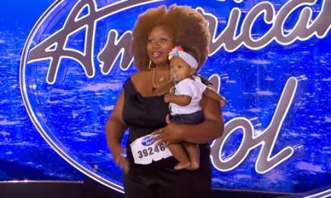 La'Porsha Renae American Idol Audition (FOX/YouTube)