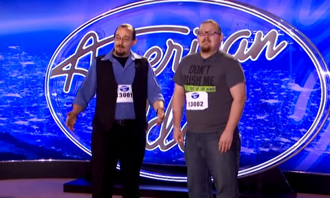 Andrew and Aaron Birdwell American idol Audition (FOX/YouTube)