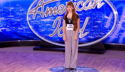 Colette Lush American Idol Audition: The Next Carrie ...