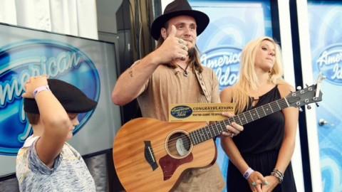 Evie Shane Payton American Idol Audition (FOX/Twitter)