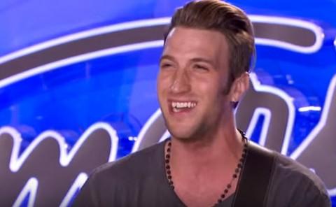 John Arthur Greene American Idol Audition (FOX/YouTube)