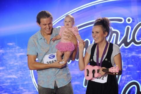 Jordan Sasser & Alex Sasser on American Idol - 01