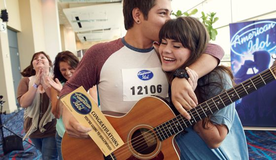 American Idol Hopefuls audition in Little Rock