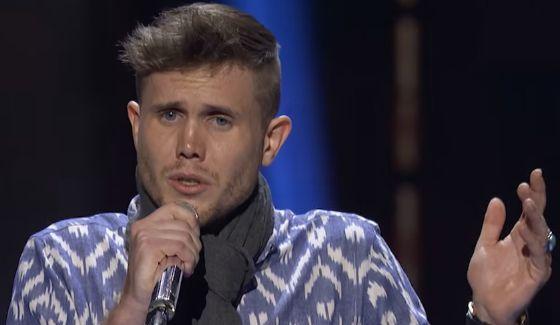 Trent Harmon on American Idol 2016 Hollywood Week
