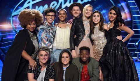American Idol 2016 Top 10 contestants revealed
