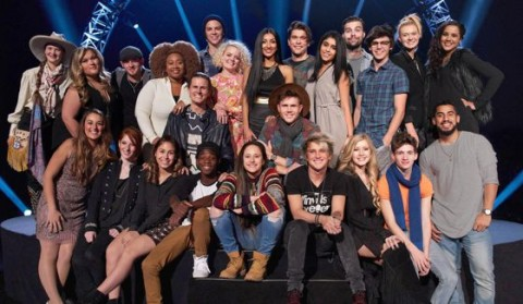 American Idol 2016 Top 24 Contestants