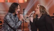 Shelbie Zora & Constantine Maroulis duet on American Idol 2016