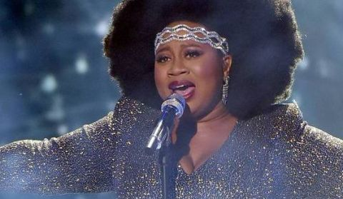 La'Porsha Renae sings on American Idol