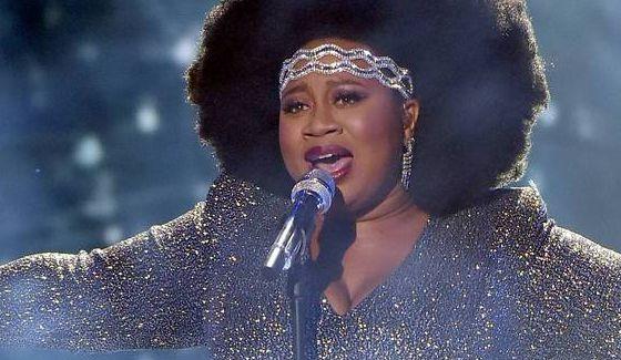 La'Porsha Renae sings on American Idol