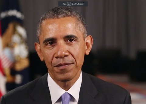 President Barack Obama bids farewell to American Idol (Twitter)